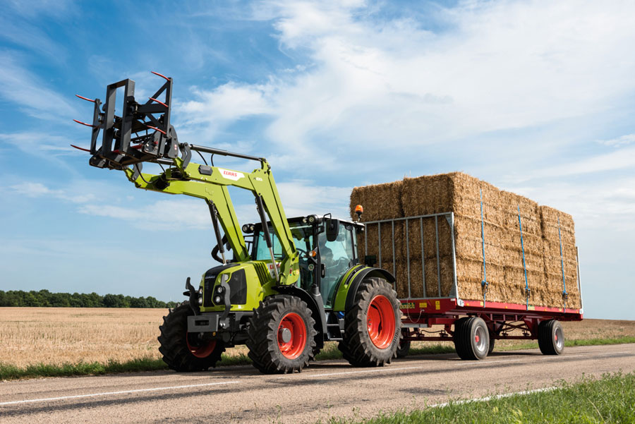 Trattore Claas ARION 460-410