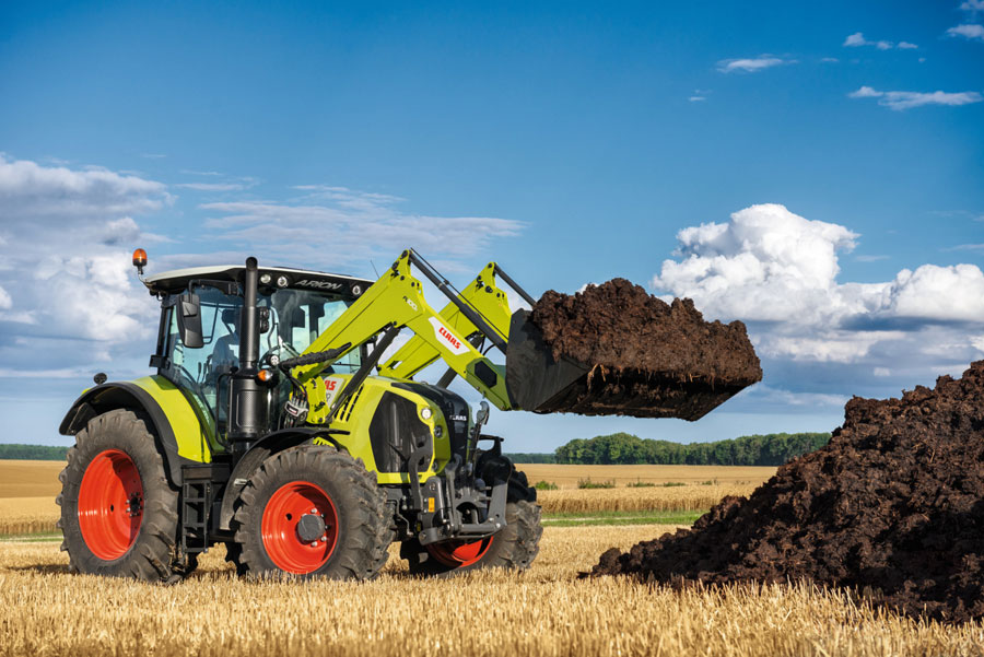 Trattore Claas ARION 660-510
