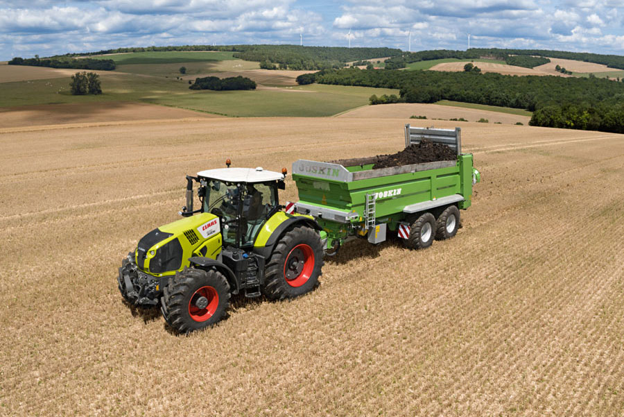 Trattore Claas AXION 870-800