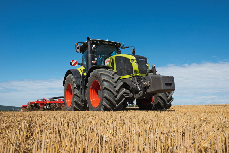 Trattore Claas AXION 960-920