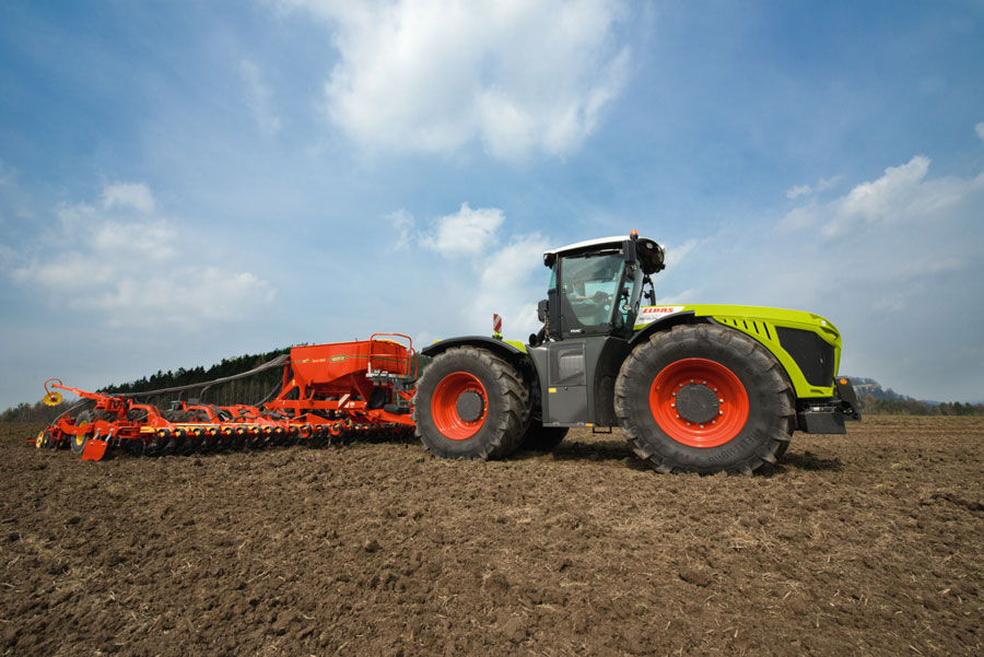 Claas XERION 5000-4000