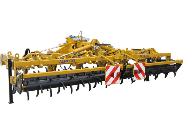 Ripuntatore Alpego Mega Craker KX