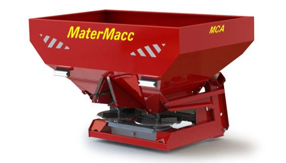 Spargiconcime MaterMacc MCA ELEKTRO