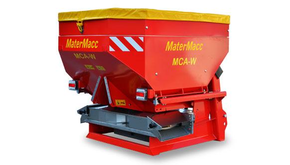 Spargiconcime MaterMacc MCA-W
