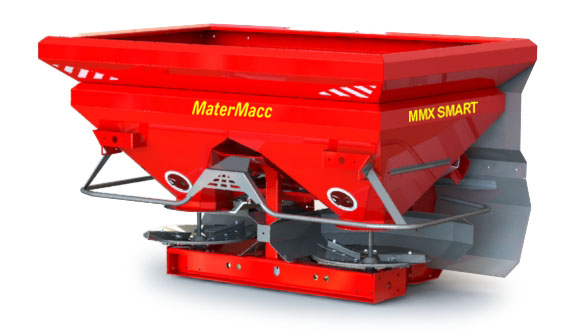 Spargiconcime MaterMacc MMX SMART