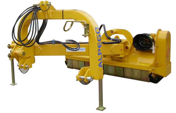 Trinciatrice Alpego TriLat TL31