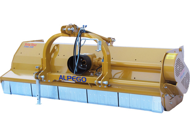 Trinciatrice Alpego TrisToc TT97