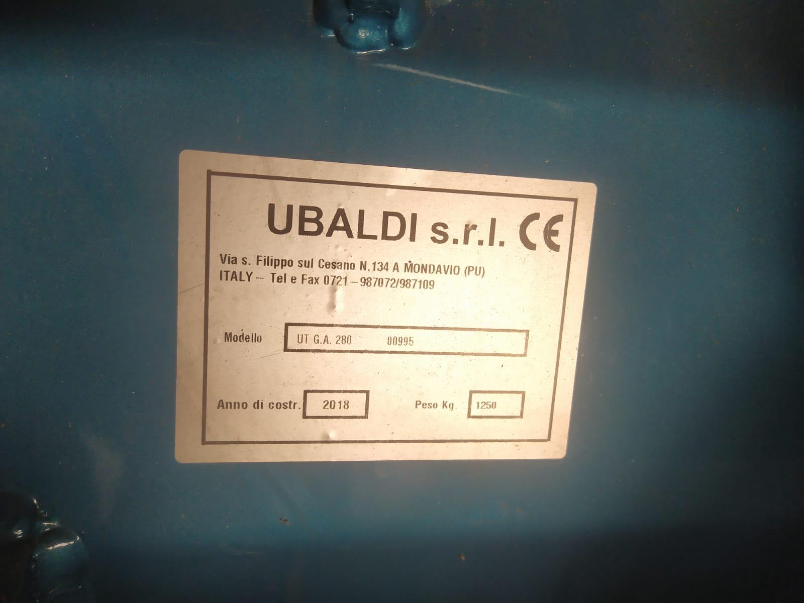 UBALDI UTGA 280